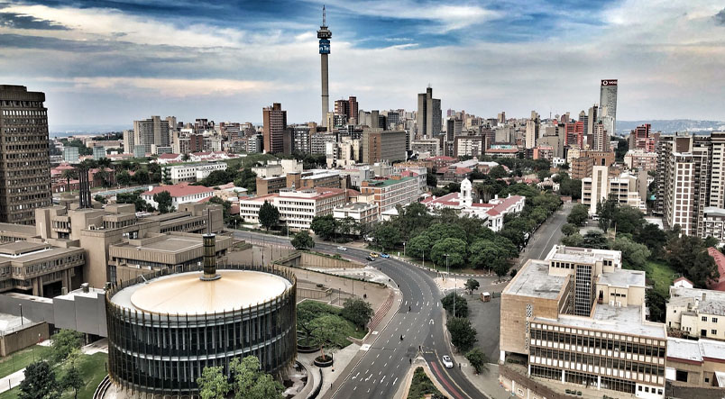 Johannesburg branch